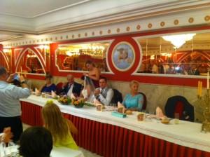 celebración boda salones venecia madrid paloma y roberto
