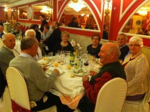 Hogar de mayores en salones venecia