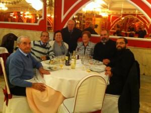 Nuestra Señora de Fátima comida salones venecia