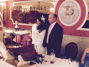 boda juan francisco y marta salones venecia