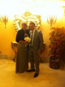 Anthony y Tania Salones venecia Bodas de Plata