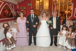 boda salones venecia  30 mayo