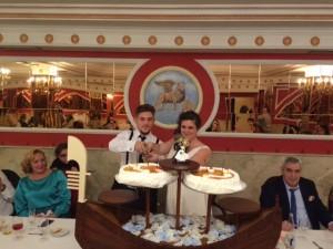 Boda Gema y Cesar 2 Salones Venecia