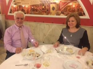 Aniversario Boda Salones Venecia