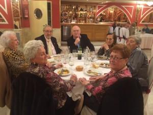 Comida Nuetra señoara de Fatima Salones Venecia