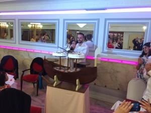 Boda Shadia y Alejandro Salones venecia Madrid