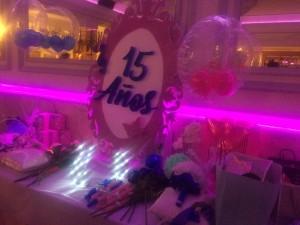 Quince Años Valentina Salones Venecia Madird
