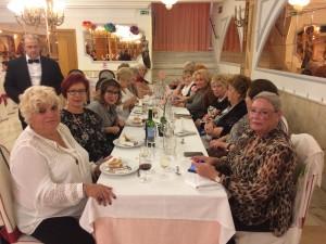 Comida Virgen de Lluc Salones Venecia 2017