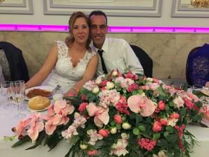 Boda Elena y Clemente Salones Venecia