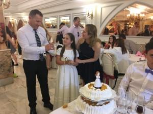 Comunión Carmen Salones Venecia