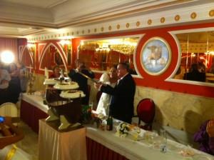 Boda Auxi y Miguel Ángel Salones Venecia