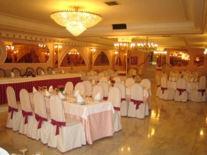 Bautizo salones venecia