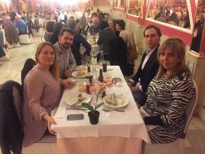 COMIDA DIPLAN SALONES VENECIA MADRID