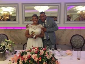 Boda Horfilia y Sergio